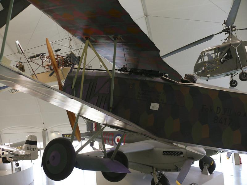 Fokker D VII