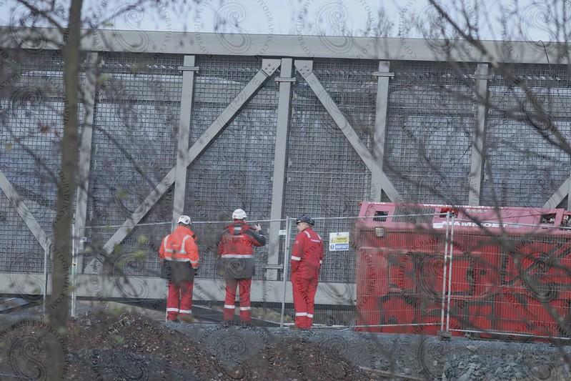 Black Cart Bridge Incident