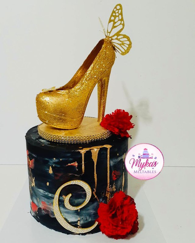 Cake by Myka's Meltables, Inc.