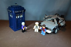 20201123 Dr Who Day