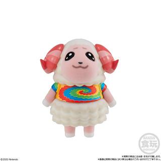 BANDAI CANDY《集合啦!動物森友會》植絨玩偶 食玩 收錄茶茶丸、小潤 七款人氣角色~