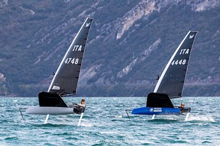 Campionato Italiano Moth - Balardi Cup - Fraglia Vela Malcesine_K3I6265
