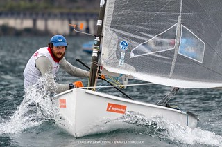 International Finn Cup 2020 - 17° Trofeo Menoni - Fraglia Vela Malcesine_K3I3653