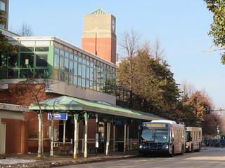 Davis CTA Station Bus Terminal