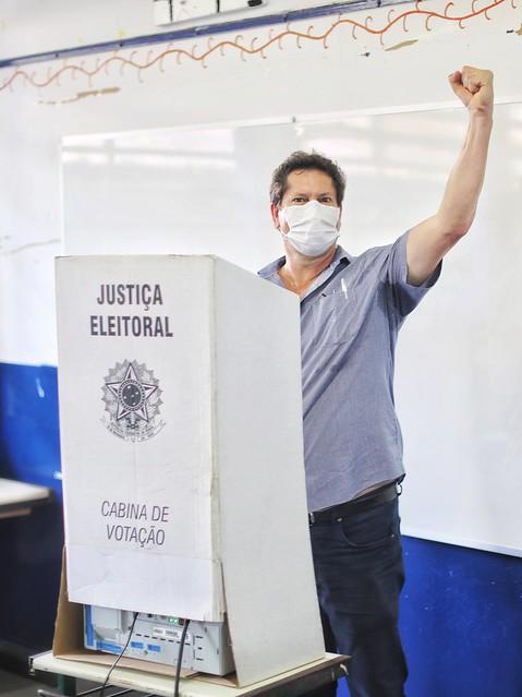 Dia de votação