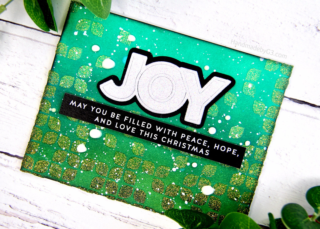 Joy card closeup1