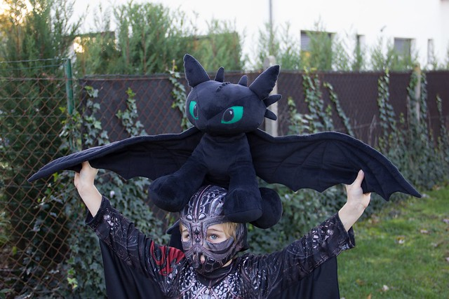 HTTYD Tootheless Plush - front