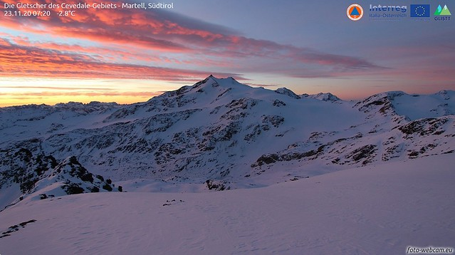 Morgensonne Südtirol 001