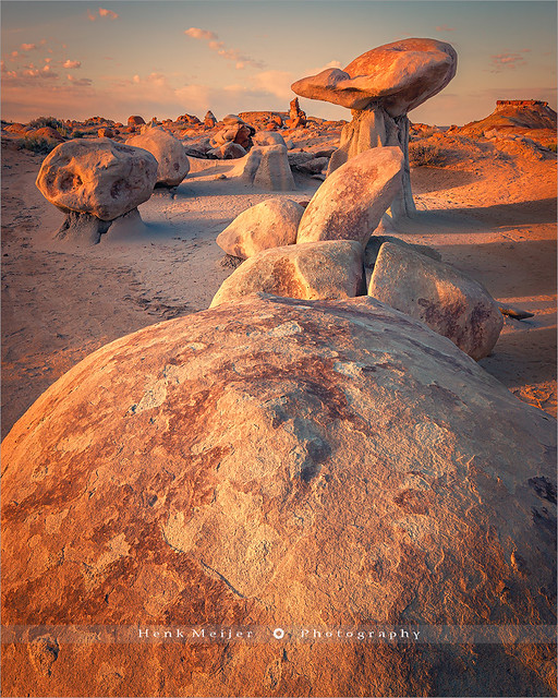 Bisti Wilderness - New Mexico