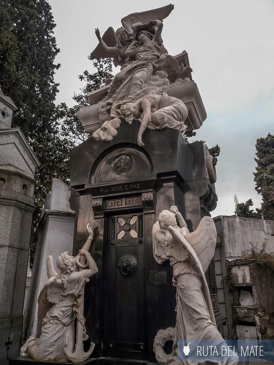 Cementerio de la Recoleta - José C Paz