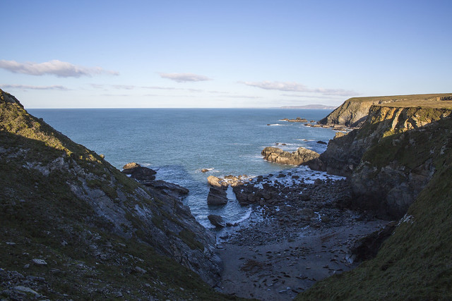 Seal Cove, Mutton Cove, Godvrey Point, Cornwall