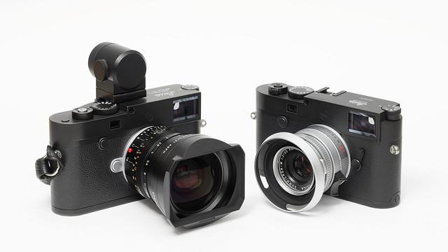 Leica M10 Monochrom Leitz Wetzlar Edition and Leica M10-D