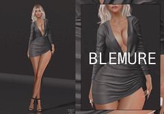 Blemure Gianna Dress . DUBAI EVENT NOVEMBER