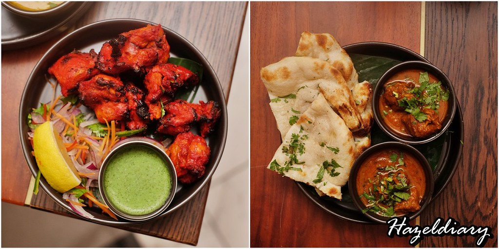 Food Capital - Grand Copthorne Waterfront Hotel -Indian Cuisine