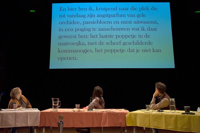 Manon Uphoff- beste zin 2019 Tzumprijs