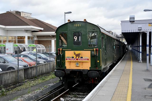 Hastings Unit 1001 'Tunbridge Wells'