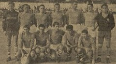 Temporada 1961/62: Toledo 1 – Don Benito 1