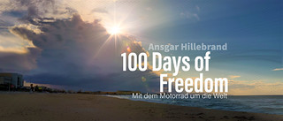 100 Days of Freedom | by Ansgar Hillebrand