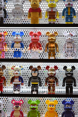 Shopping Puppets