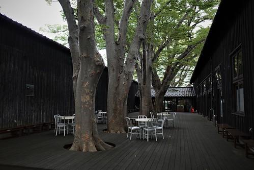 酒田 山居倉庫