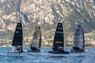 Campionato Italiano Moth - Balardi Cup - Fraglia Vela Malcesine_K3I6003