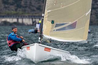 International Finn Cup 2020 - 17° Trofeo Menoni - Fraglia Vela Malcesine_K3I3649