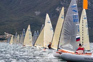 International Finn Cup 2020 - 17° Trofeo Menoni - Fraglia Vela Malcesine_K3I3495