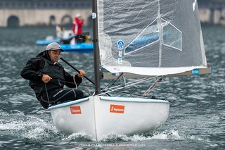 International Finn Cup 2020 - 17° Trofeo Menoni - Fraglia Vela Malcesine_K3I3424