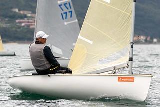 International Finn Cup 2020 - 17° Trofeo Menoni - Fraglia Vela Malcesine_K3I3174