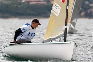 International Finn Cup 2020 - 17° Trofeo Menoni - Fraglia Vela Malcesine_K3I3160