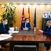"""Aguado se reúne con ATA y tiende la mano del Ejecutivo regional a los autónomos, """"un colectivo clave en la recuperación económica"""""""