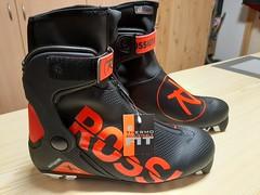 Juniorské běžecké boty ROSSIGNOL X-IUM J Combi