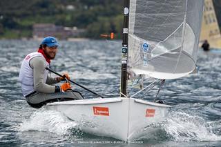 International Finn Cup 2020 - 17° Trofeo Menoni - Fraglia Vela Malcesine_K3I3841