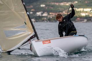 International Finn Cup 2020 - 17° Trofeo Menoni - Fraglia Vela Malcesine_K3I3762