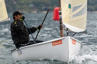 International Finn Cup 2020 - 17° Trofeo Menoni - Fraglia Vela Malcesine_K3I3305