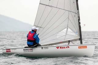 International Finn Cup 2020 - 17° Trofeo Menoni - Fraglia Vela Malcesine_K3I3076