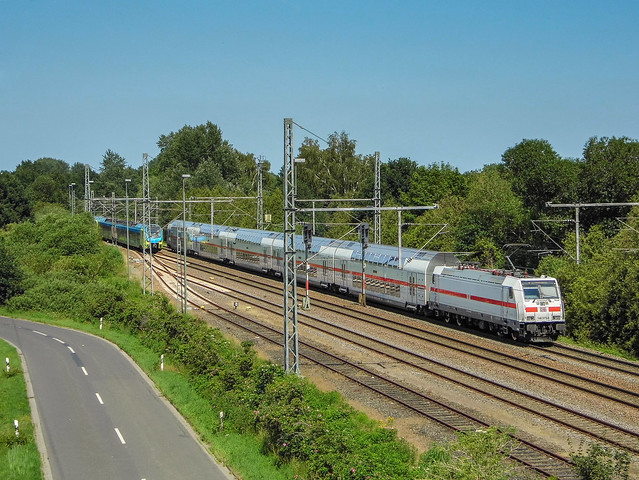 DB Fernverkehr 146 575