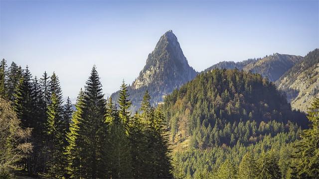 _DSC30249 Outlook to Mt. Hochtausing - Styria / Austria