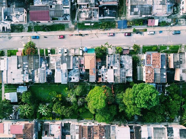 La calle mi hogar