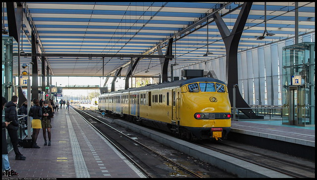 Stichting 2454 Crew 151 || 70453 || Rotterdam Centraal || 18-11-2020 (14:54)