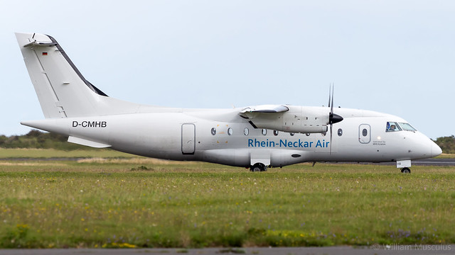 Dornier 328-110 D-CMHB Rhein-Neckar Air