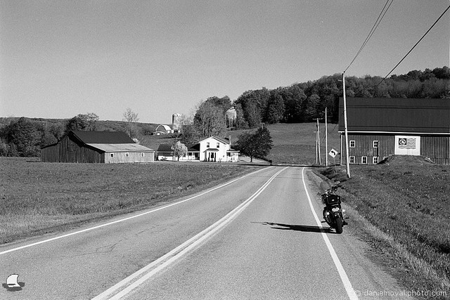 Country Roads on Motorcycle (FE2_0082)