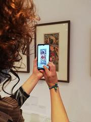 Visita guiada a la exposición 'Los Nuestros. Un puente de palabras' en Huelva