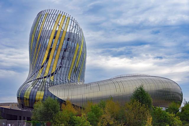Bordeaux : la Cité du Vin
