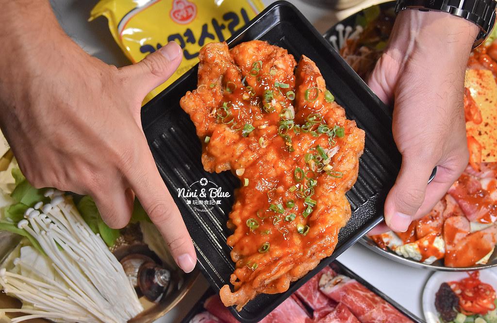 最親鍋物 台中平價韓式火鍋26