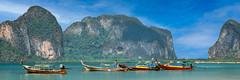 Pak Meng Harbour Thailand