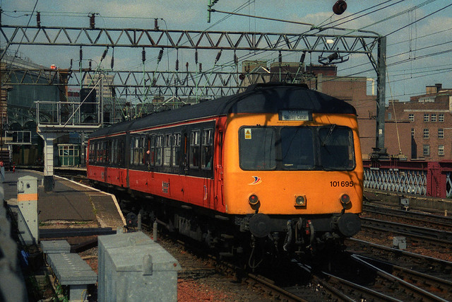 101695, Glasgow Central, June 24th 1999