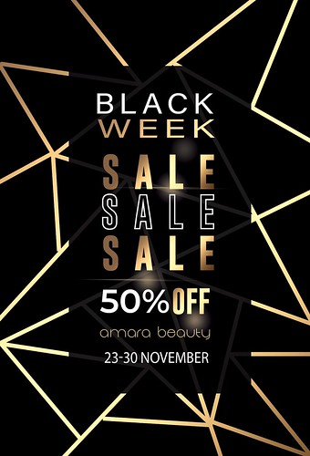 amara beauty Black Week 2020