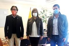 Planifica Ecuador y Ministerio de Agricultura analizan la implementación de iniciativa de la FAO en Ecuador