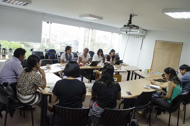 Grupo impulsor de la Instalación de la Plataforma Climática Indígena de Perúvo